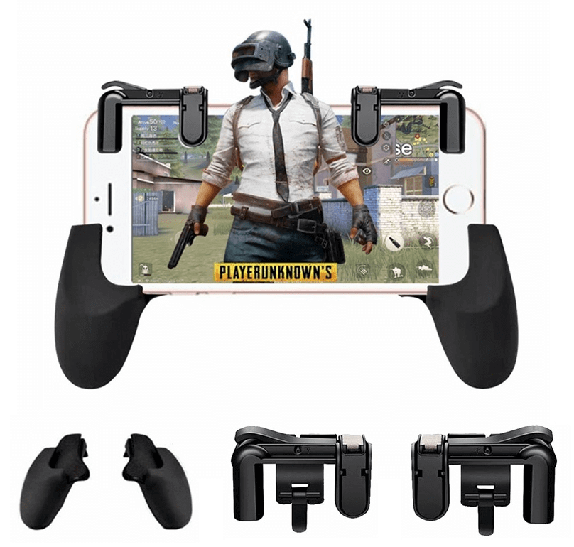 Pubg Free Fire Fortnite Mobile Game Controller Trigger Switches In