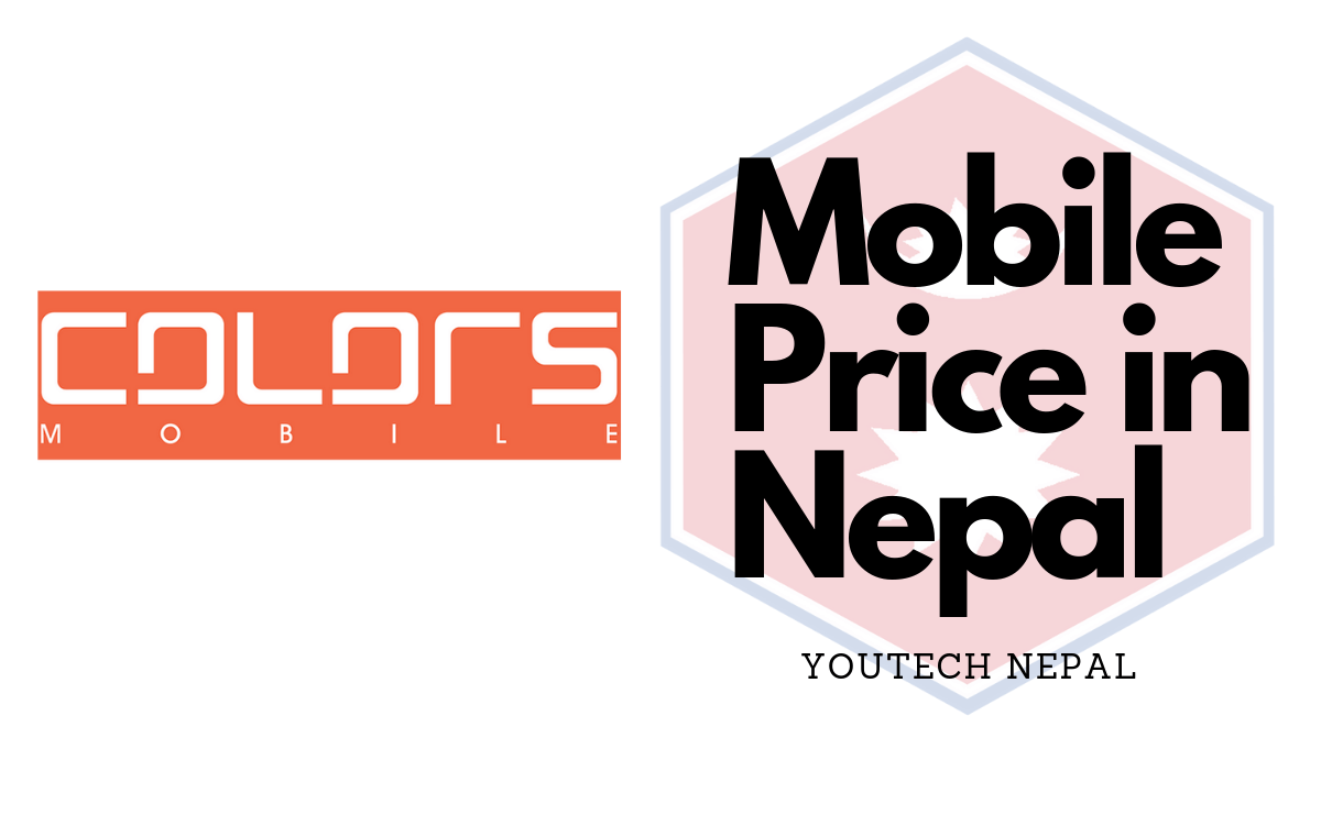 Colors Mobile Price in Nepal