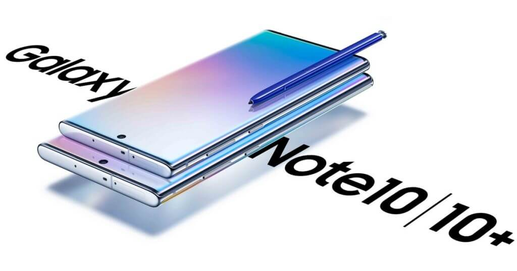 Galaxy note storage
