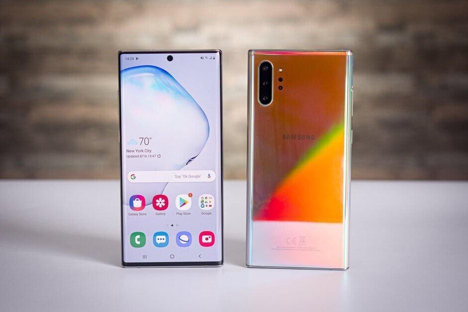 Samsung Galaxy Note 10 & Note 10+ Launched in Nepal