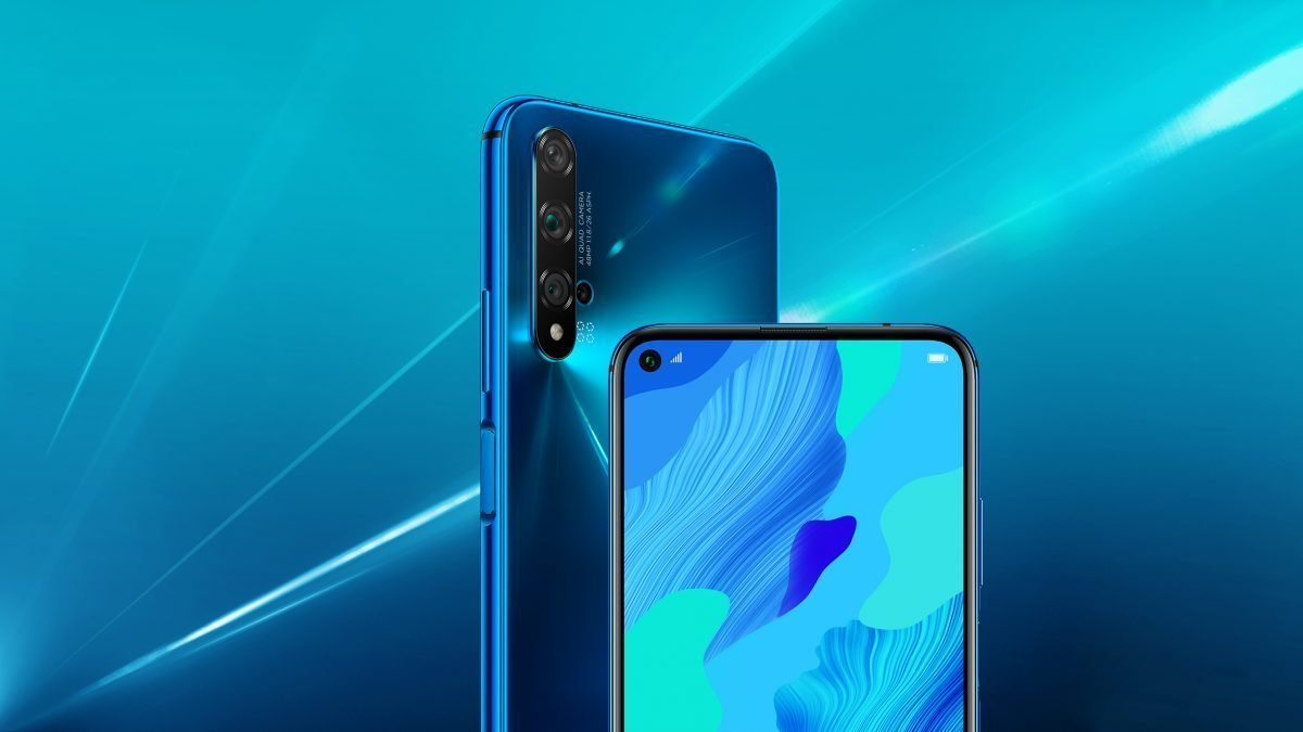 Huawei Nova 5T launching soon in Nepal