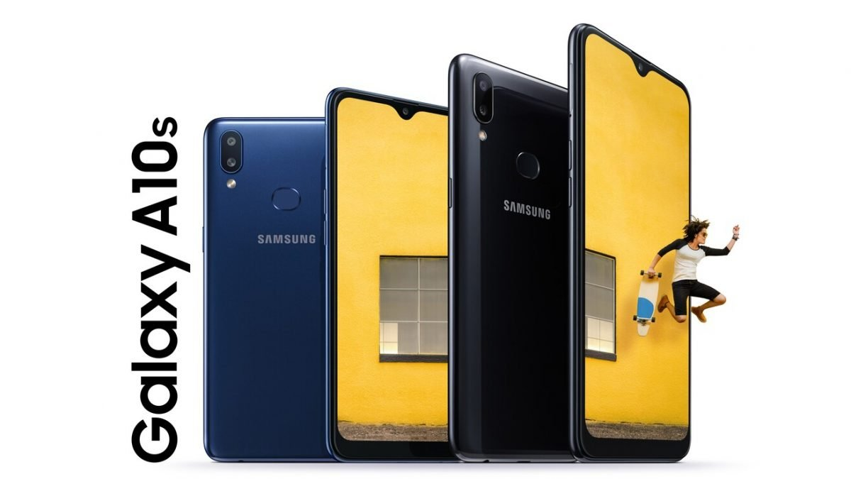 Samsung Galaxy A10s launched in Nepal Under 15000