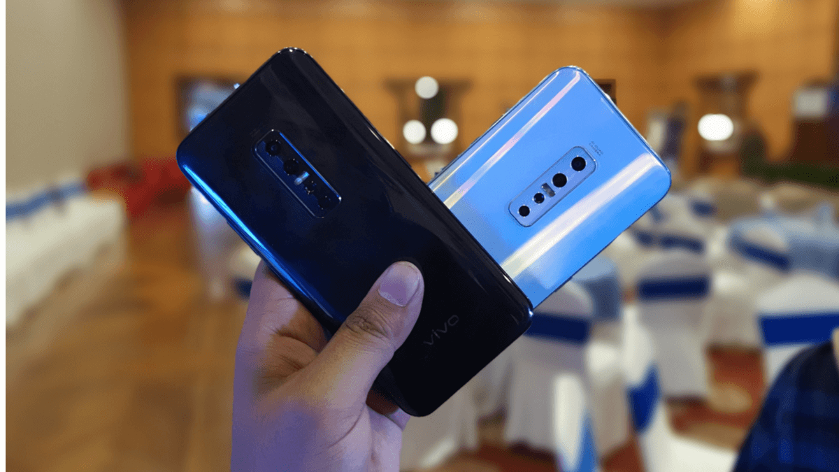 Vivo V17 Pro Launched in Nepal with 6 Cameras