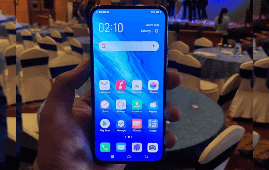 Vivo V17 Pro launched in nepal