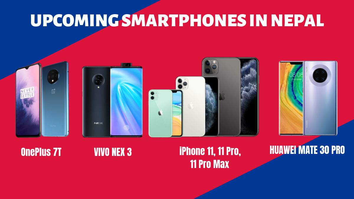 Upcoming Smartphone in Nepal (Flagships 2019)