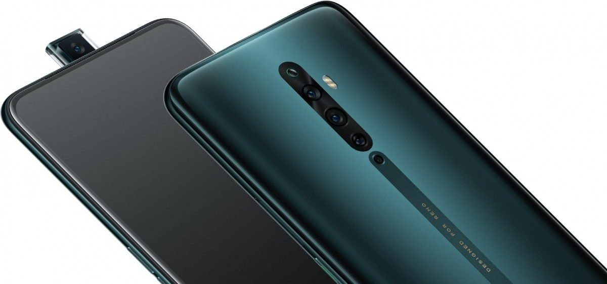 OPPO Reno 2F Launched in Nepal with Motorized Pop-up Camera