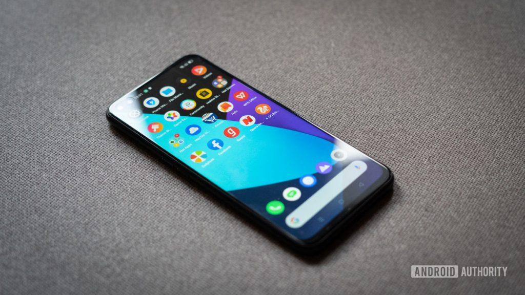 Realme 6 pro smartphone