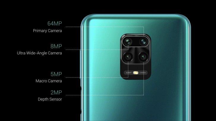 xiaomi note 9 pro max camera