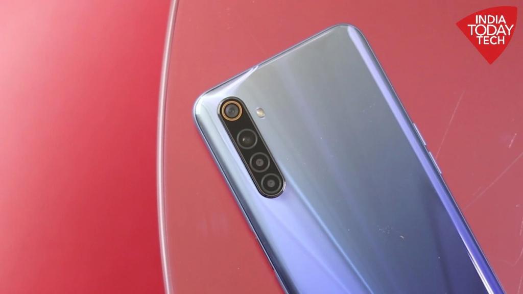 Camera of Realme 6