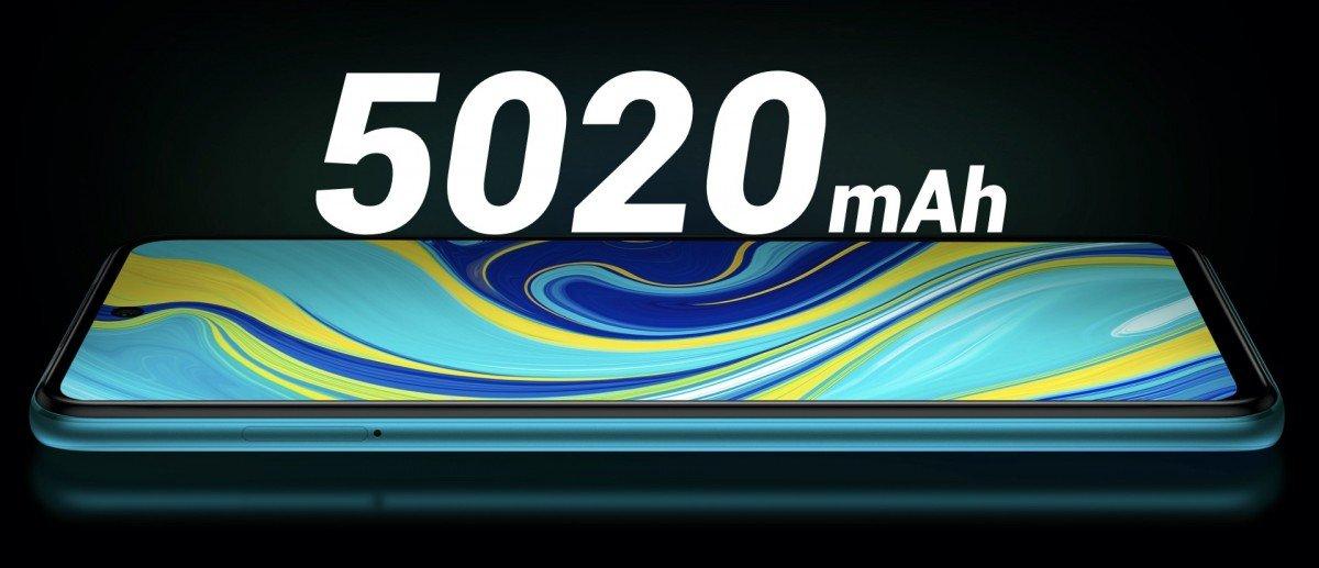 Redmi-Note-9S-5020mAh-battery