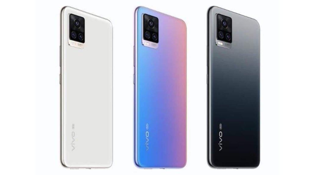 Vivo V20 available in three colors