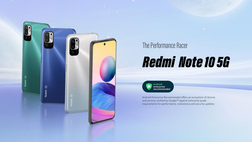 redmi note 10 5g price in nepal