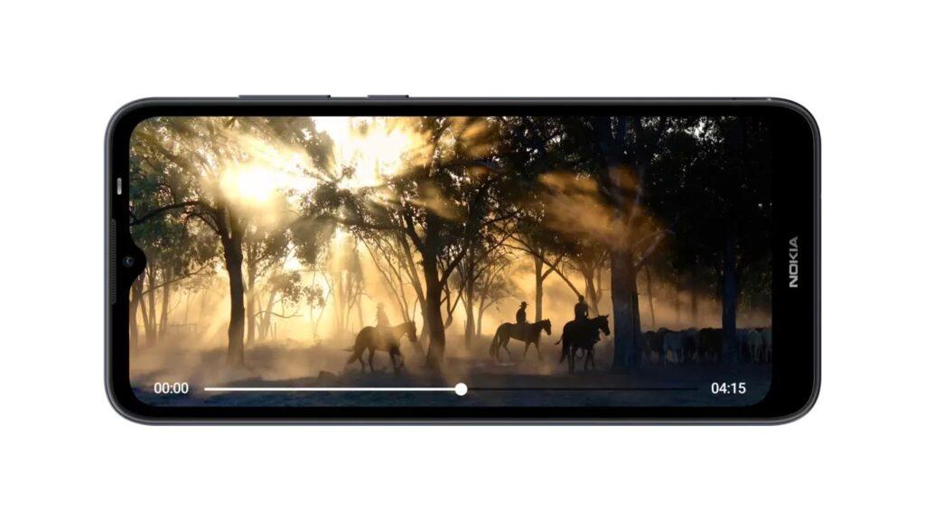 Nokia C20 performance