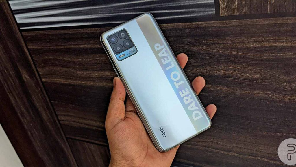 realme 8 overview