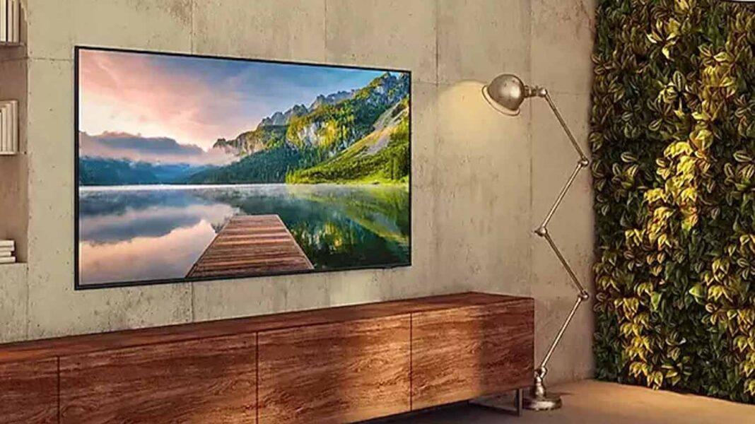 Samsung AU8000 TV price in Nepal