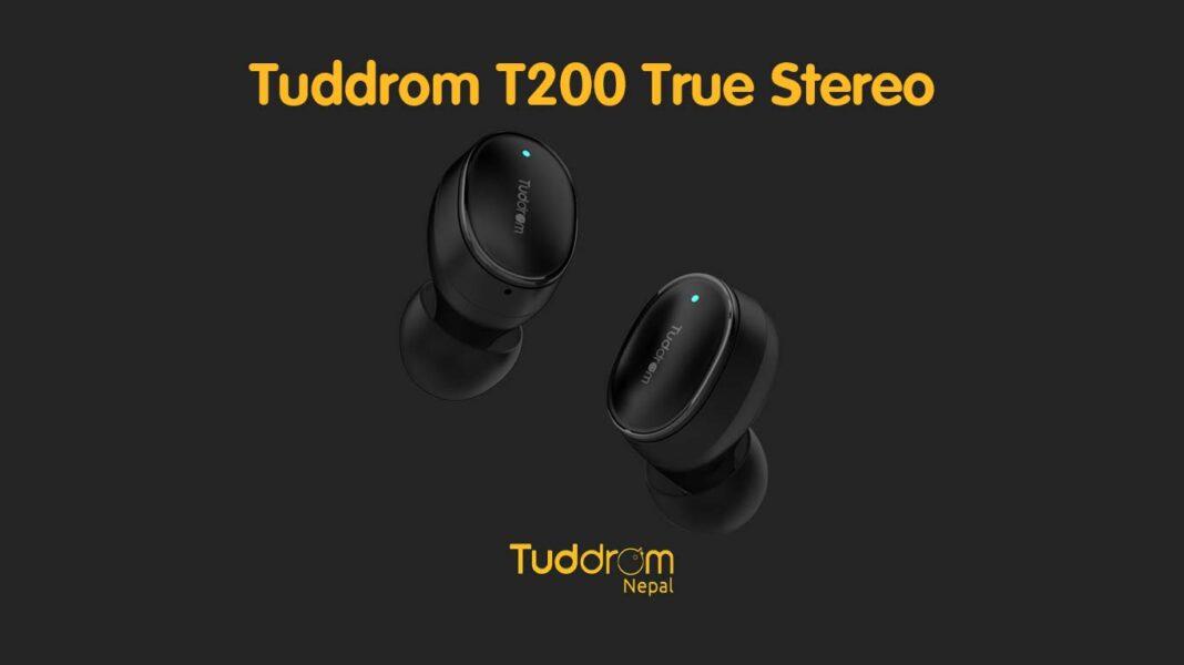 tuddrom T200 tws price in