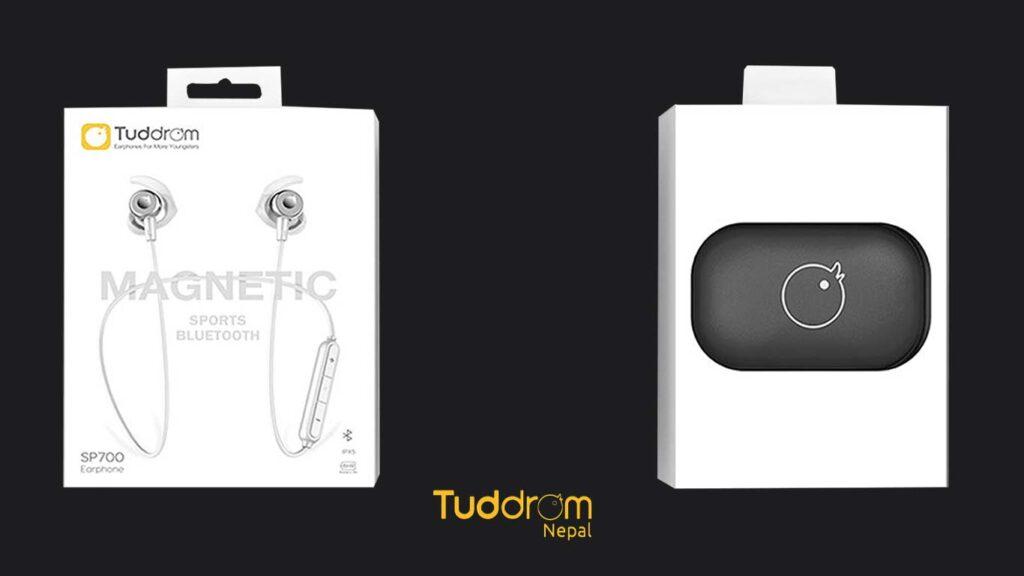 Tuddrom sp700 packaging
