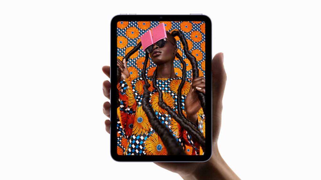 apple ipad mini 2021 display